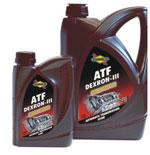 Automatic transmission oil.