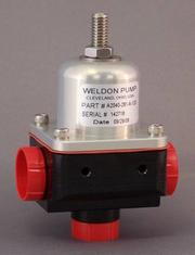 Weldon Racing, regulator