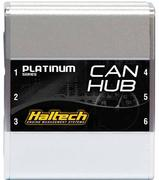"CAN HUB 6 Port - for use with up to five CAN devices (includes 4 x White 300mm/12"" CAN cables)"