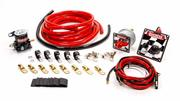 Wiring Kit - Ignition/Battery - Battery Cable/Battery Disconnect/Solenoid/Switch Panel/Terminals - 4 Gauge - Kit