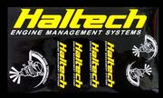 Haltech Sticker A5 Sticker Sheet - Colour