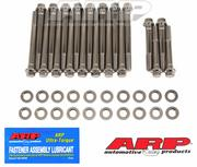 "Oldsmobile 350-455 7/16"" SS hex Head Bolt Kit"