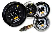 30-4910 Flex Fuel Wideband Failsafe Gauge, No F/F Sensor