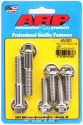 Bellhousing Bolt Kit  Chrysler/Dodge BB 383-440 Wedge, SS hex Kit