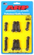 Intake Manifold Bolt Kit  Chrysler Small Block 5.7/6.1L Hemi aluminum intake, hex, black oxide
