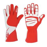Karting Driver Gloves Red