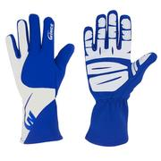 Karting Driver Gloves Blue
