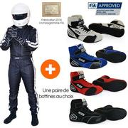 Pack Black Diamond Combination FIA RRS + Boots FIA