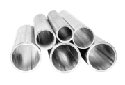 "OD - 3,50"" / 88,9mm - Stainless pipe - 25cm"