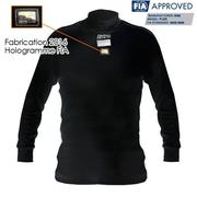 RRS 100% Black Nomex FIA Sweat-Shirt