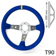 RRS Corsa 3 Dished Aluminium Spokes 90 – 350 Blue Steering Wheel