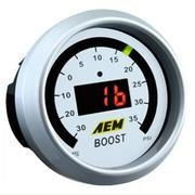 AEM Boost/Vacuum Gauges