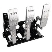 Floor Mounted Bulkhead Fit Cable Clutch Pedal Box