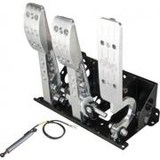 Floor Mount Bulkhead Fit DBW Accelerator Pedal Box