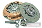 Xtreme Outback - Heavy Duty Organic Clutch Kit - Rodeo - Silverado - D-Max - VCDi - VIN#TFR85 - SMF - 4cyl