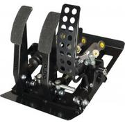 Kit Contents: 3 Pedal Box For Cable Clutch with Bias Bar & 2x Master Cylinders.