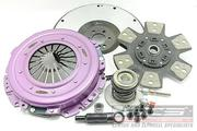 Xtreme Performance - Heavy Duty Sprung Ceramic Clutch Kit Incl Flywheel & CSC - LS1 5.7L - V8 6.0L - 8Cyl