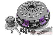 Xtreme Performance - 250mm Organic Twin Plate Clutch Kit Incl Flywheel & CSC - Corvette - 8Cyl - GTS - Maloo - GXP