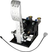 Floor Mounted Single Brake Bulkhead Fit Bias Pedal Unit