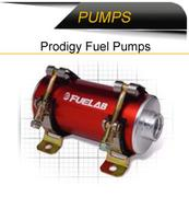 41403 Prodigy Fuel Pump Carbureted In-Line