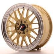JR Wheels -  JR23 16x7 ET20-45 Custom Gold