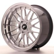 JR Wheels -  JR23 20x10,5 ET15-25 Custom Hyper Silver