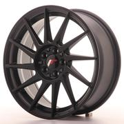 Japan Racing JR22 17x7 ET25 4x100/114 Matt Black