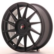 JR Wheels -  JR22 17x7 ET35-40 Custom Matt Black
