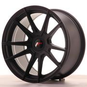 Japan Racing JR21 17x9 ET25-35 Custom Matt Black