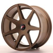 Japan Racing JR20 18x9,5 ET40 Custom Matt Bronze