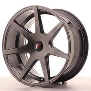 Japan Racing JR20 19x9,5 ET35-40 Custom Hiper Black