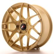Japan Racing JR18 17x8 ET35 5H Custom Gold