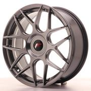 Japan Racing JR18 18x7,5 ET25-40 Custom Hiper Black