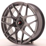 Japan Racing JR18 18x7,5 ET35-40 Custom 5H Hiper Black