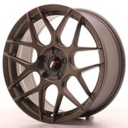 Japan Racing JR18 18x7,5 ET35-40 Custom 5H Matt Bronze