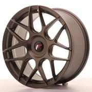 Japan Racing JR18 18x8,5 ET25-40 Custom Matt Bronze