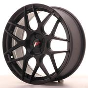 Japan Racing JR18 18x7,5 ET35-40 Custom 5H Matt Black