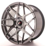Japan Racing JR18 18x9,5 ET30-40 5H Custom Hiper Black