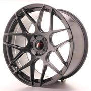 Japan Racing JR18 20x10 ET40-45 5H Custom Hiper Black