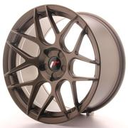 Japan Racing JR18 18x9,5 ET30-40 5H Custom Matt Bronze