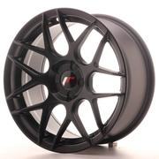 Japan Racing JR18 17x8 ET35 5H Custom Matt Black