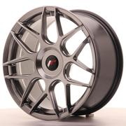 Japan Racing JR18 18x8,5 ET25-40 Blank Hiper Black