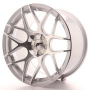 Japan Racing JR18 18x9,5 ET30-40 5H Custom Silver Machined