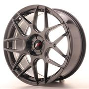 Japan Racing JR18 19x8,5 ET35-40 5H Custom Hiper Black
