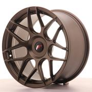 Japan Racing JR18 18x9,5 ET20-40 Custom Matt Bronze