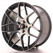 Japan Racing JR18 20x10 ET20-45 5H Custom Glossy Black