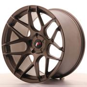 Japan Racing JR18 20x11 ET20-30 5H Custom Matt Bronze