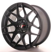 Japan Racing JR18 17x7 ET20-40 Custom Matt Black