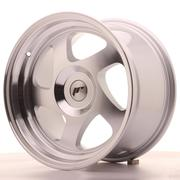 Japan Racing JR15 16x9 ET20 Custom Silver Machined