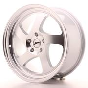 Japan Racing JR15 18x8,5 ET40 Custom Machined Silver